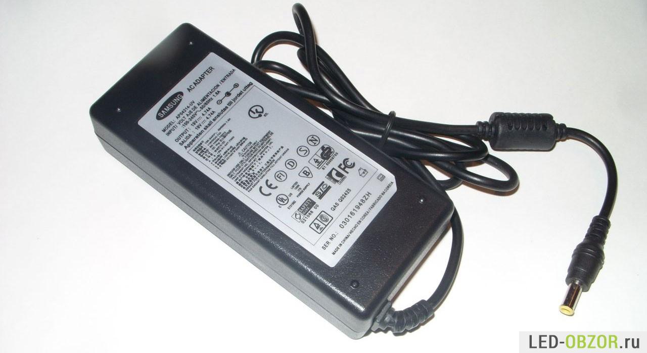 Аккумулятор для светодиодной ленты своими руками