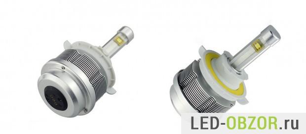 Пример очень популярных ламп, в которых на самом деле нет CREE ETI