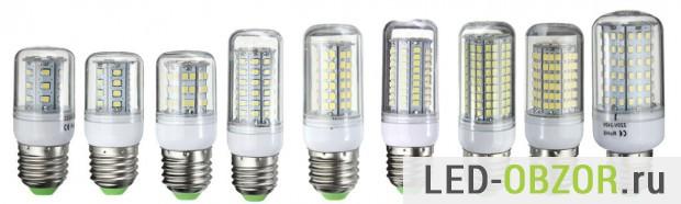 Плохие led лампы, перегорают очень часто