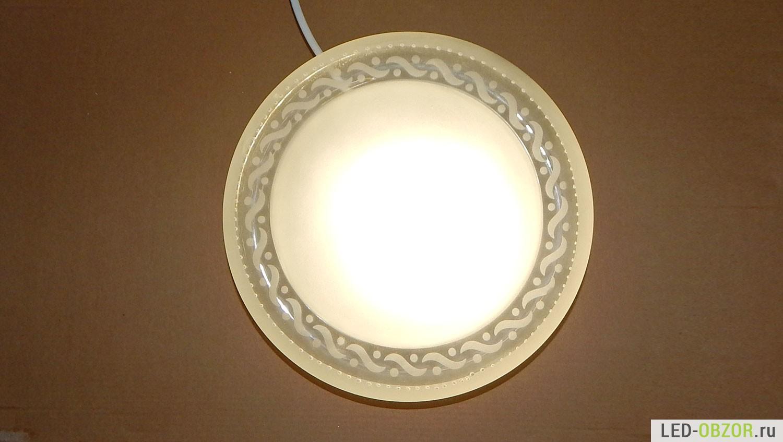 Как светодиодный светильник своими руками из фото 673