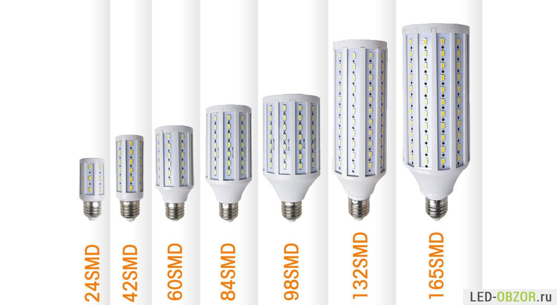 схема драйвера светодиодной лампы кукуруза 5730