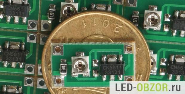 Миниатюрный преобразователь тока