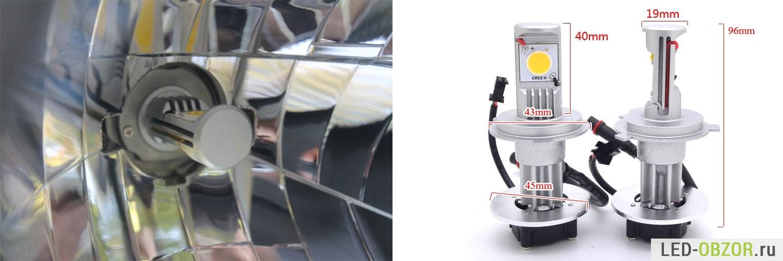 светодиодные лампы для авто как выбрать лучшие