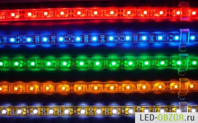 Комплект светодиодный уличный