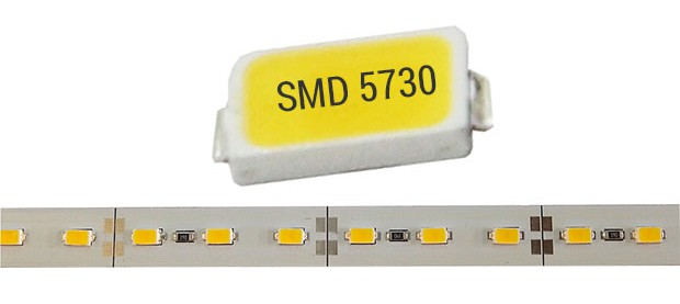 LED SMD 5730