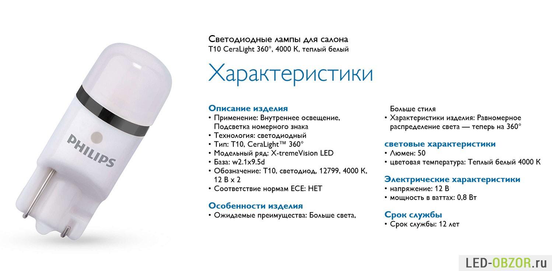 лампочка w5w фото