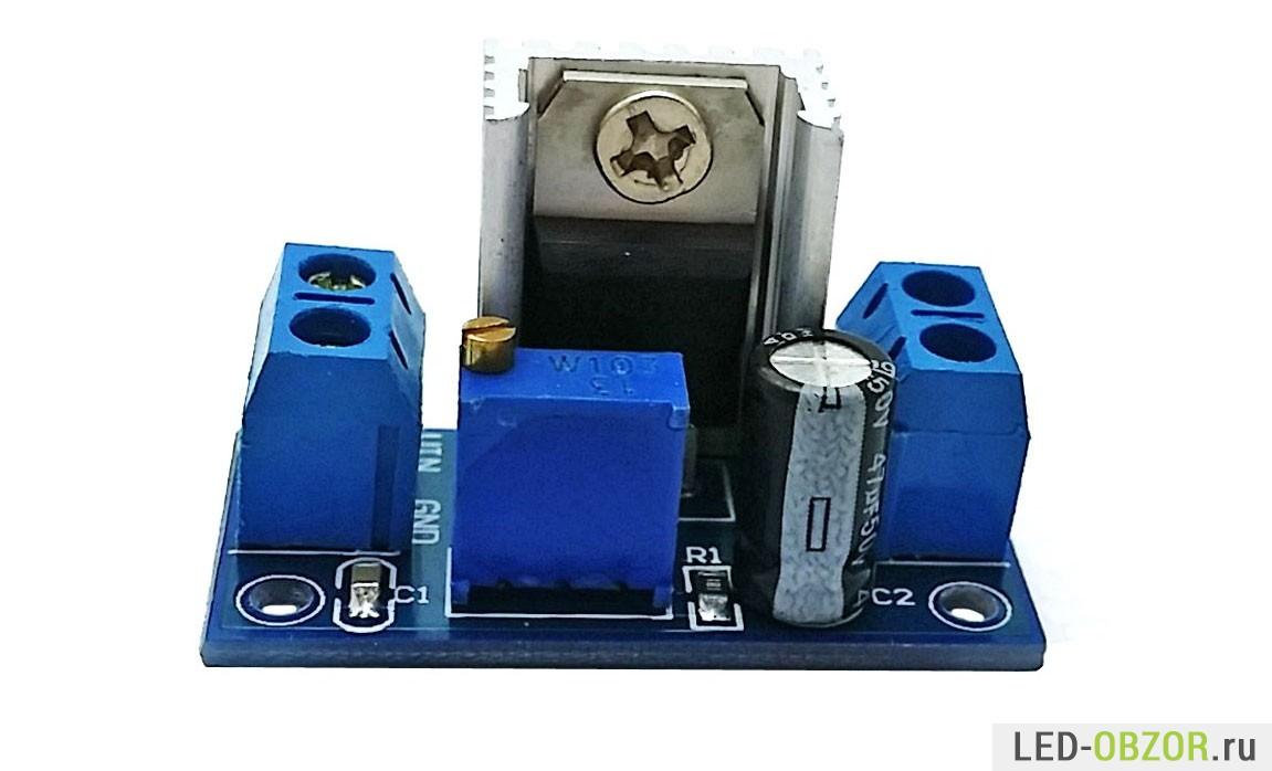Мощное импульсное зарядное устройство для автомобильного ...