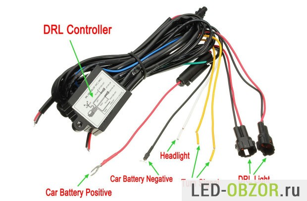 DRL controller