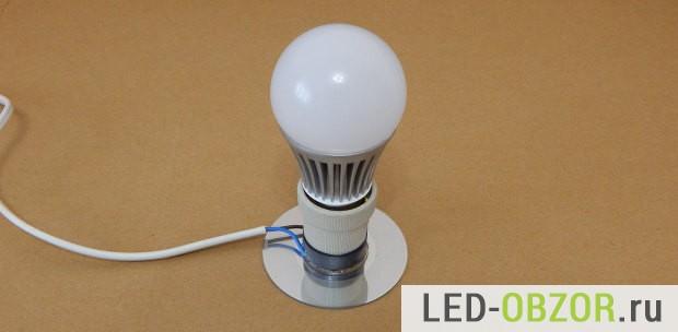 Подставка для ламп