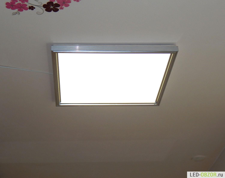 Светодиодные потолочные люстры LED – купить потолочную