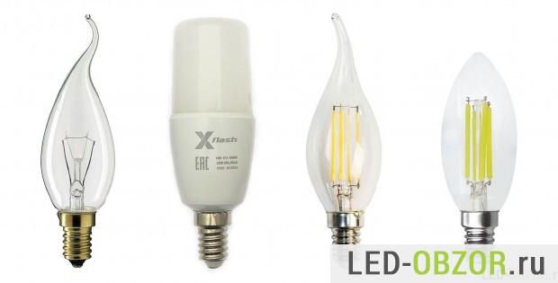 Филаментные лампочки с желтыми нитями самые эффективные, до 110 люмен на ватт
