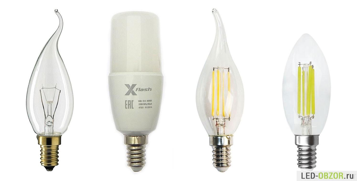 Светодиодная лампа с датчиком движения в Туле