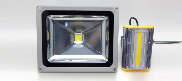 Уличный светодиодный светильник ФЕРЕКС FSL , 52 Вт