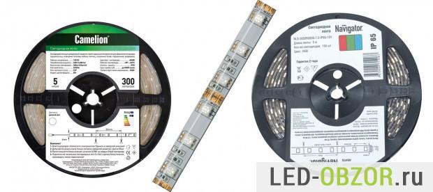 Какую выбрать светодиодную ленту для подсветки потолка