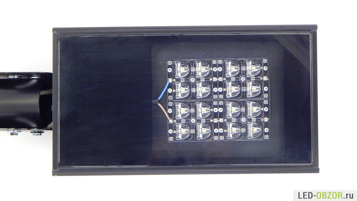 Цены на светодиодные лампы для уличных освещений