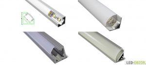 Выбираем профиль для светодиодной ленты
