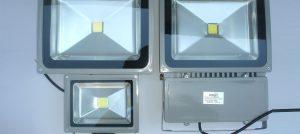Сравниваем светодиодные прожекторы, качественный и ширпотреб