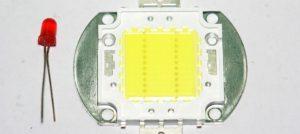 Подключение светодиодов к 12 вольт и к сети 220В